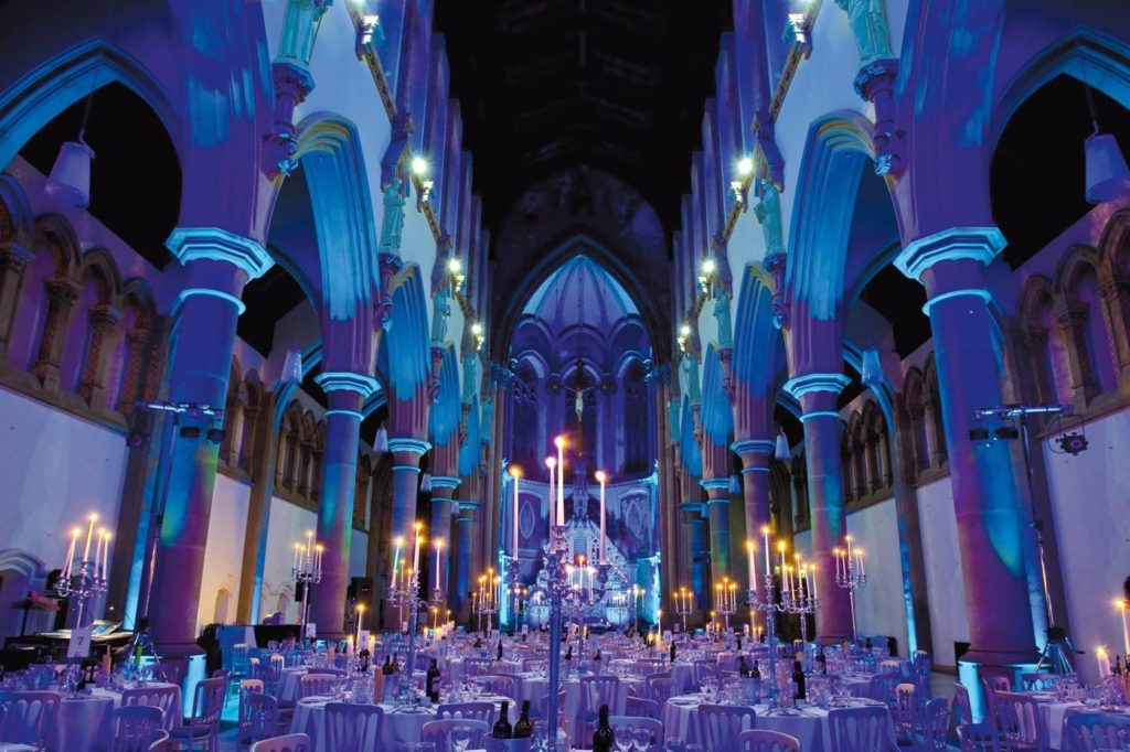 rent an event space at Manchester Monastery