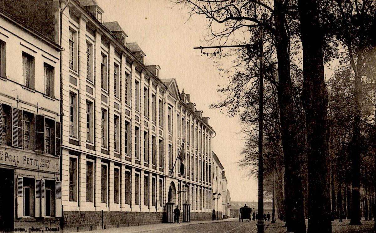Franciscan college in Douai