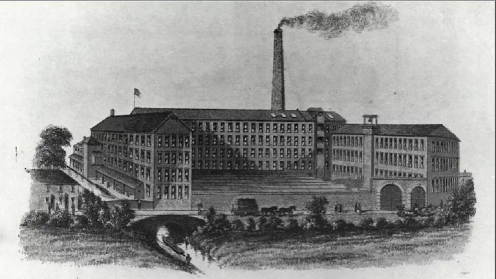 Gorton Mills 1840