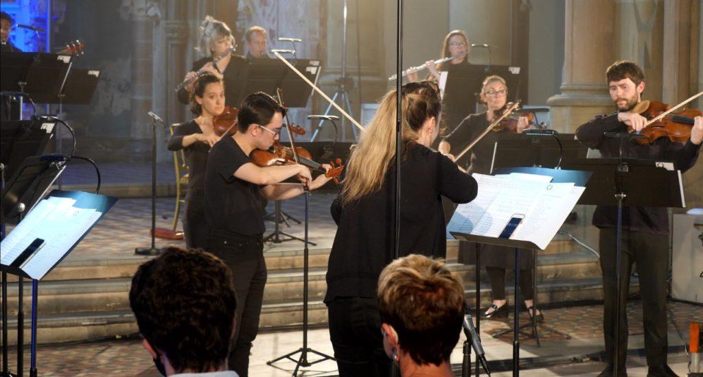Manchester Camerata performing at Manchester Monastery